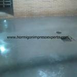 hormigon pulido Madrid agosto 2016